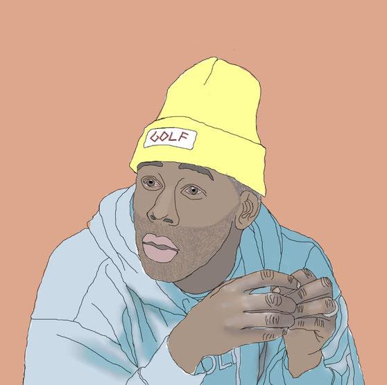 """""""Tyler the Creator"""" - KaijaP"""