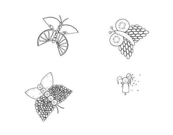 Beatrice Winkel - Trixilies Schmetterlinge