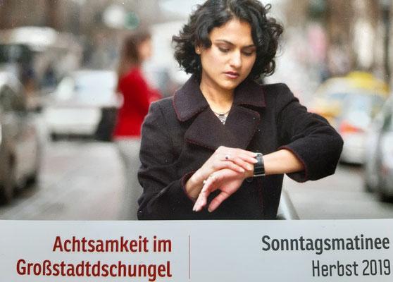 Die Sonntagmatinee mit Christa Spannbauer in Berlin-Charlottenburg