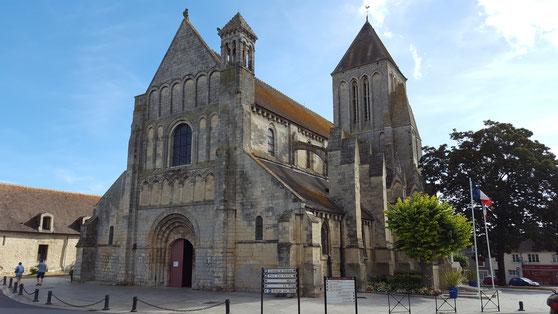 l'Eglise Saint-Samson, XIIe siècle