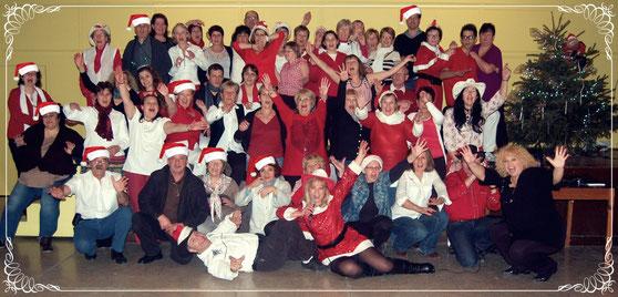 Fan de danse  & CCS  19-12-2012