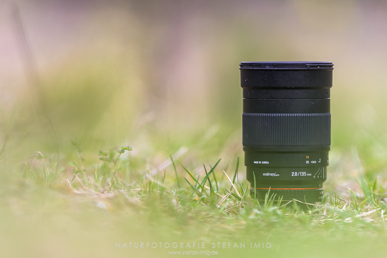 Walimex 135mm f/2,0