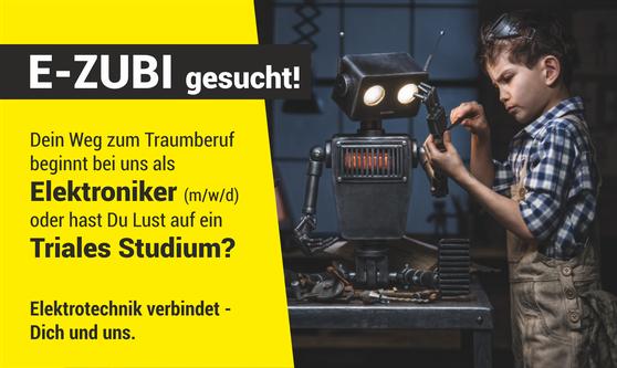 Elektro Dührkop, Bassum, Ausbildung, Triales Studium, Elektroniker