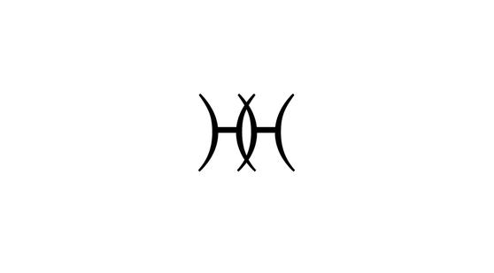 Logodesign, Buchstabenmarke Hoelzer & Hoelzer Zahnärzte by Heckdesign