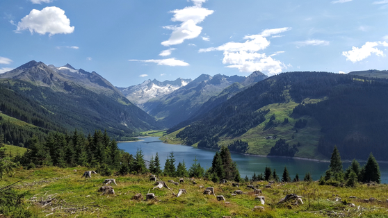 Gerlosspass Austria
