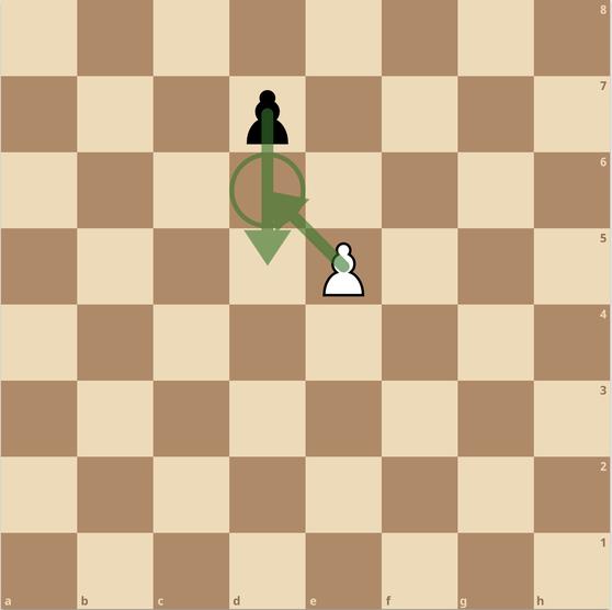 練馬チェス教室  ポーン  アンパッサン チェスの魂 変則ルール