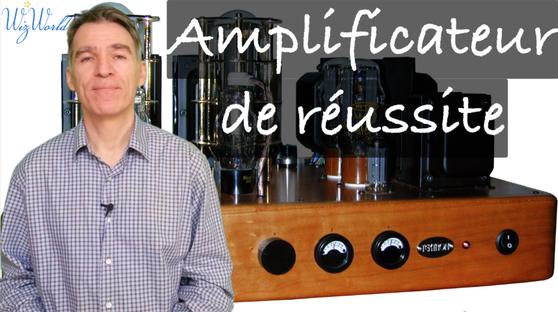 """Wizworld: """"Amplificateur de réussite"""""""