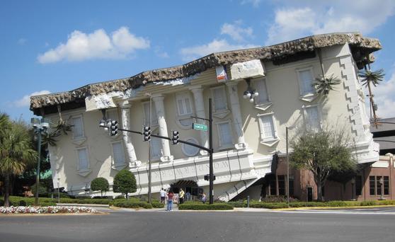Architettura bizzarra benvenuti su goccediperle for Architettura case