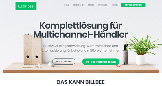 billbee.io - u.a. automatische Rechnungserstellung und Versand