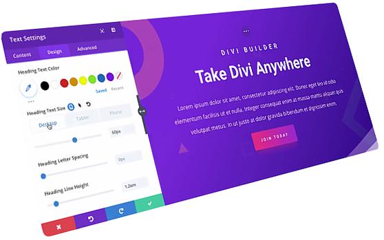 DIVI Webseite-Builder nutzen