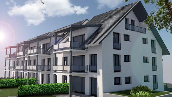 Mehrfamilienhaus Neuendorf - S&S Totalunternehmung AG Ihr Partner für Gesamtleistungen