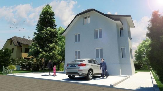 Renovation Mehrfamilienhaus Zürich - S&S Totalunternehmung AG Ihr Partner für Gesamtleistungen