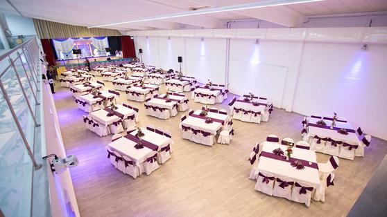 Renovation Festhalle Zürich- S&S Totalunternehmung AG Ihr Partner für Gesamtleistungen