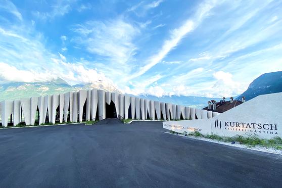 Kellerei Kurtatsch - cantina Kurtatsch - Cortaccia - Wein - Vino - Südtirol - Alto Adige - Gourmet Südtirol