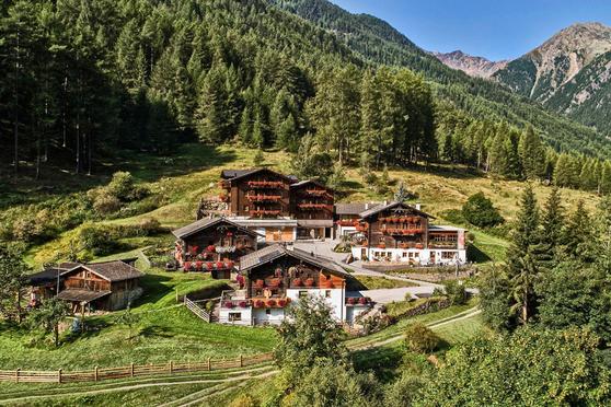 Hotel Oberraindlhof - Schnalstal  - Val Senales -  Gourmet Südtirol