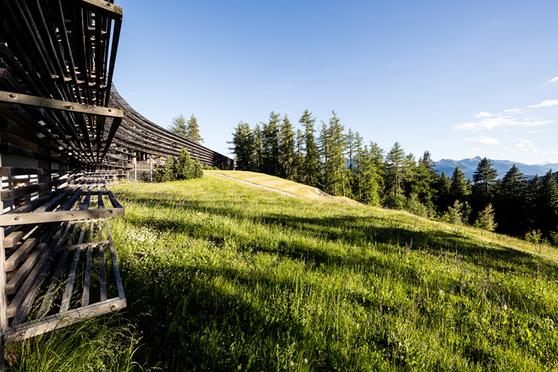vigilius mountain resort Vigiljoch Lana Südtirol Italien San Vigilio Hotel Gourmet Südtirol