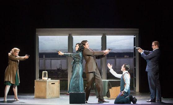 Rinaldo, Christiane Lutz, Opernregie