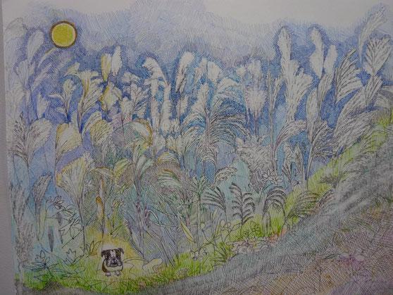 月夜のLOHAS(ボールペン)