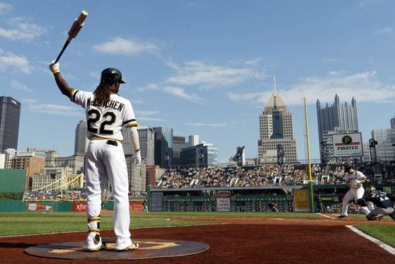 (AP Photo/Keith Srakocic)
