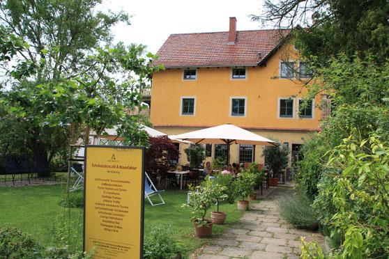 Schokoladenmanufaktur in Thürmsdorf