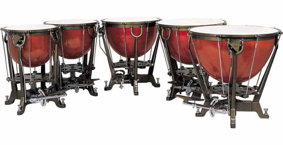 famille des percussions timbales