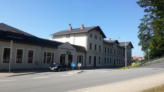 Bahnhof in Sebnitz