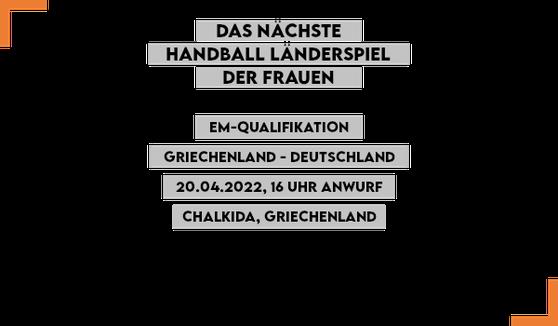 Handball Länderspiel Frauen in Trier