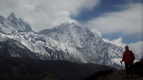 lobuche Himalaya