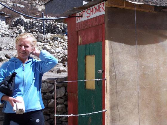 Nepal, wandelen, trekking