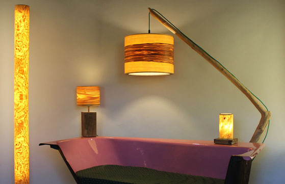 Upcycling Wohnaccesoires von Lampen bis Möbel
