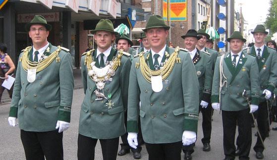 Stadtschützenfest 2011