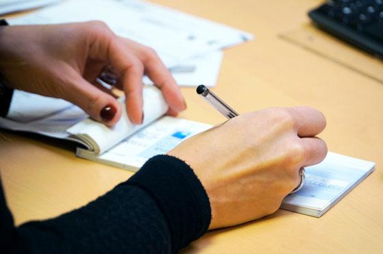 Mode de paiements acceptés uniquement les chèques et CESU préfinancé.