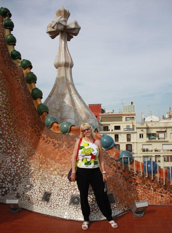 Дом Бальо - лучшие места для Инстаграма в Барселоне