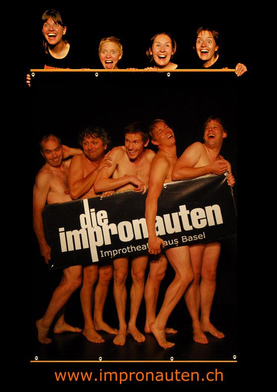 Die Impronauten - Plakat 2011