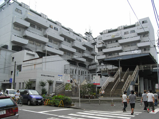 Kotobuki General Labor Welfare Center, Kotobuki-Cho, Yokohama City, Japan