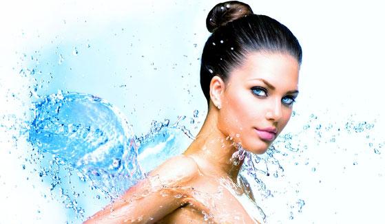 Duschdichtungen, Duschdichtleisten und Duschprofile, Duschkabinen und Duschtrennwände aus Glas