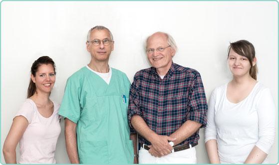 Bild: Tierarzt,Schlieben,Sperber,Steglitz,Schöneberg,Team