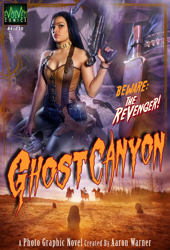 Ghost Canyon - cover