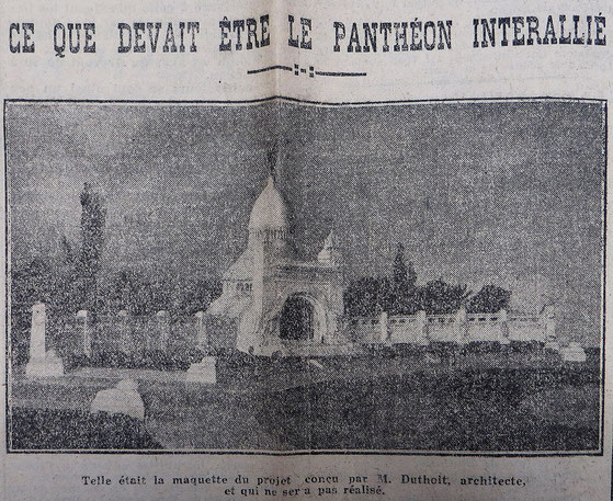 Le Messager de la Somme - Dimanche 15 novembre 1925