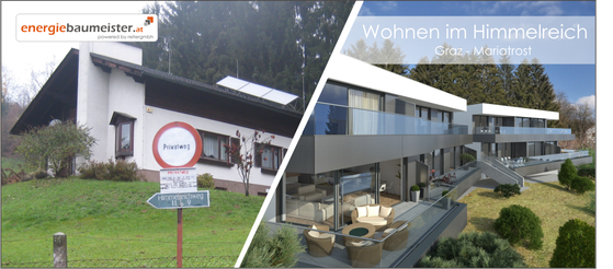 Projekt: Himmelreich in Graz-Mariatrost,  Energiebaumeister, Reiter GmbH