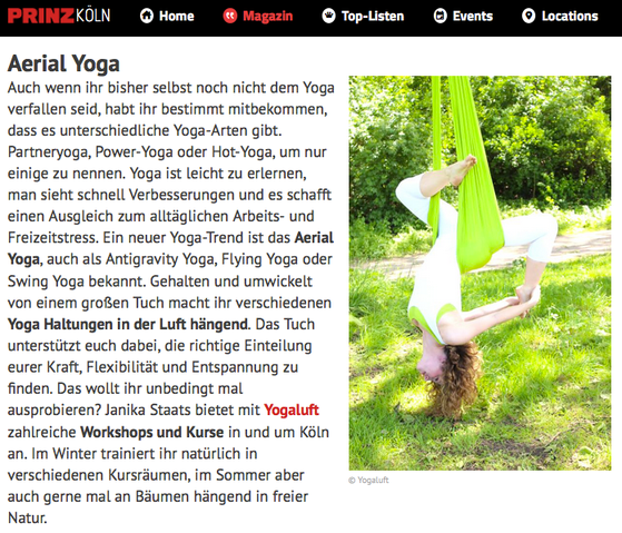 aerial yoga impressionen yogaluft aerial yoga. Black Bedroom Furniture Sets. Home Design Ideas