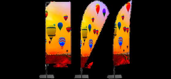 Beachflags online drucken  - Ihre murtaler online Druckerei druck-was.at für Murau, Scheifling, Oberwölz, Murtal, Judenburg, Zeltweg, Spielberg, Knittelfeld, Leoben, Bruck an der Mur, Eisenerz, Trofaiach