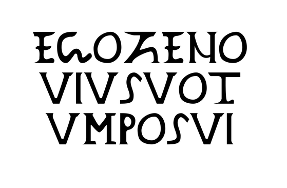 Donariul de la Biertan - Font Gratuit