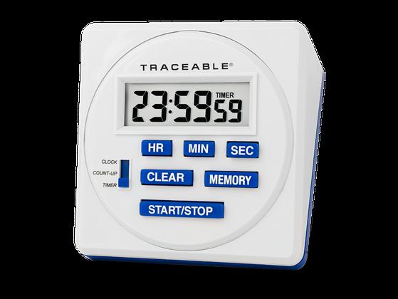 Timer contador de un canal con certificado trazable a NIST 5007