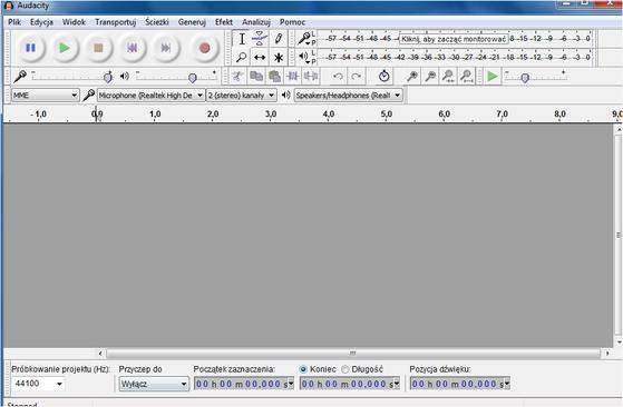 program zainstalowany na komputerze ucznia