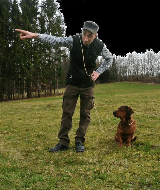 schweißhundeführer, jagdhund, hundeortung, best4jagd,