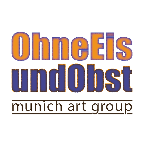 Logo OhneEisundObst munich art group