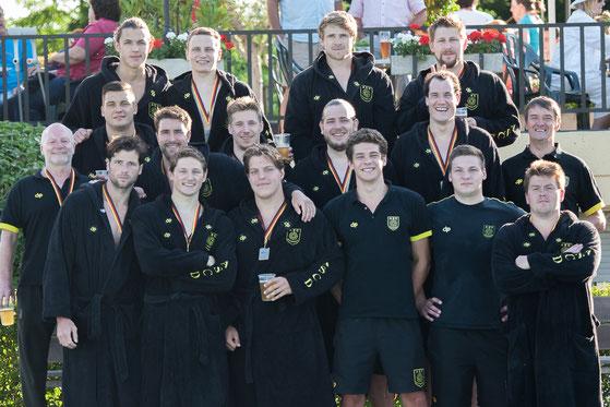 Das dritt beste Team Deutschlands! (Foto: Zoltan Leskovar)