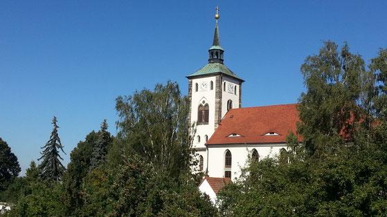 St.-Andreas-Kirche in Zadel