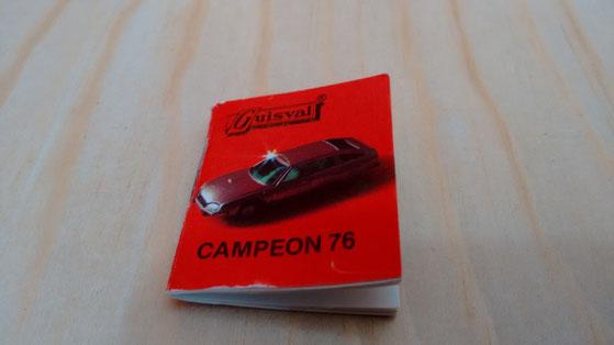 CATALOGO AÑO 1.976